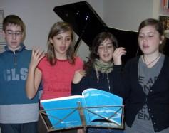 205 CLASSES de LLENGUATGE MUSICAL